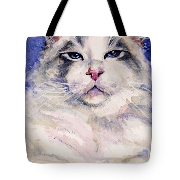 Holding Court Tote Bag