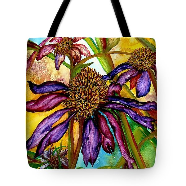 Holding On To Summer Sold Tote Bag by Lil Taylor