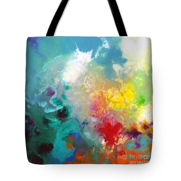 Holding The High Watch Canvas One Tote Bag