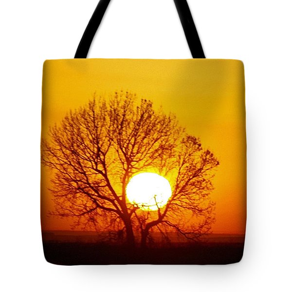 Holding The Sun Tote Bag