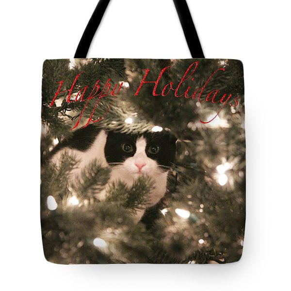 Holiday Card Tote Bag by Shoal Hollingsworth