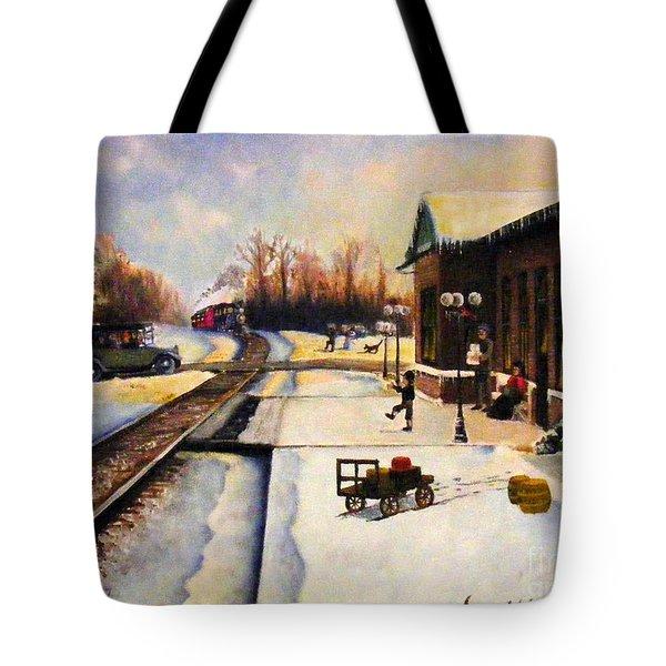 Holiday Depot 1932 Tote Bag