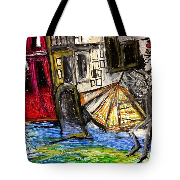 Holiday In Venice Tote Bag