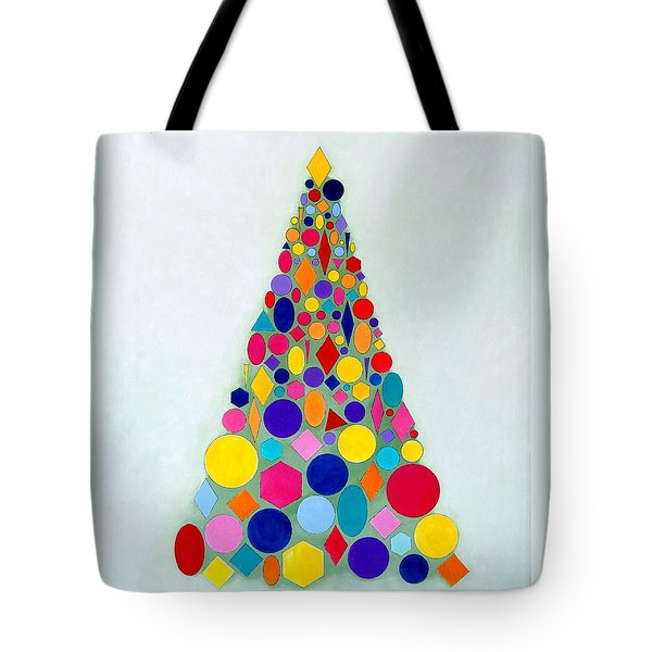 Holiday Tree #1 Tote Bag