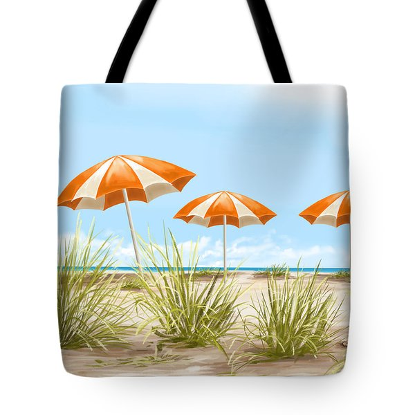 Holiday Tote Bag by Veronica Minozzi