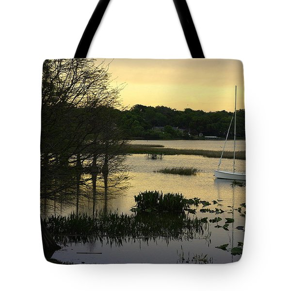 Hollingsworth Sunset Tote Bag