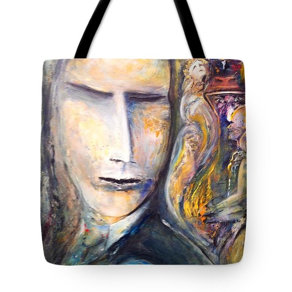 Hollow Man  Tote Bag