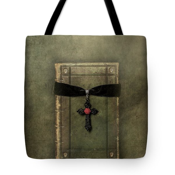 Holy Book Tote Bag by Joana Kruse