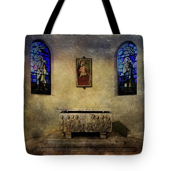 Holy Grunge Tote Bag