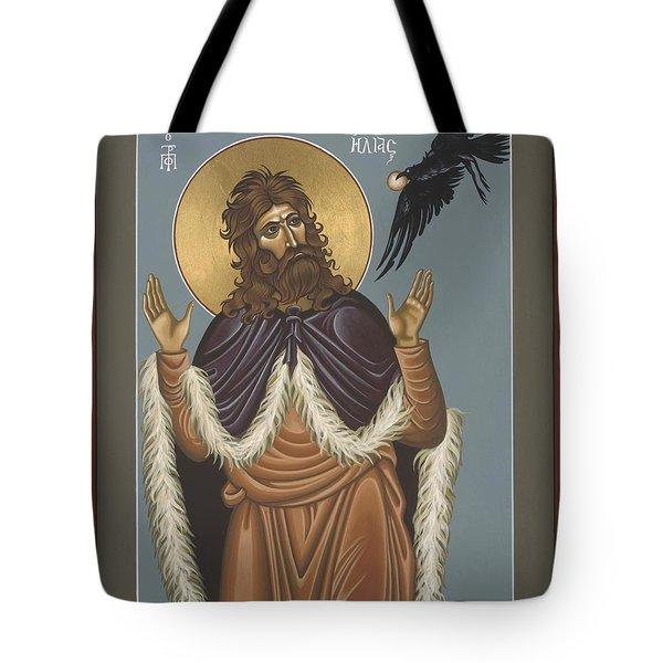 Holy Prophet Elijah 009 Tote Bag