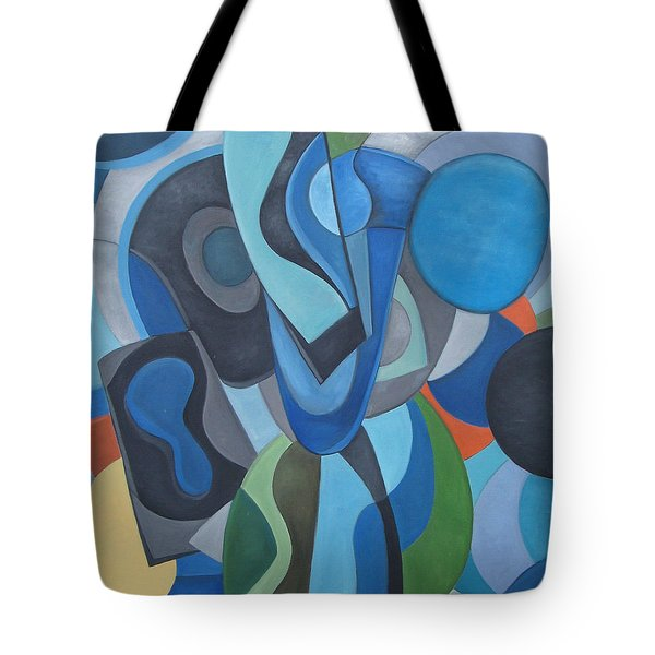 Homage To Herman Tote Bag by Trish Toro