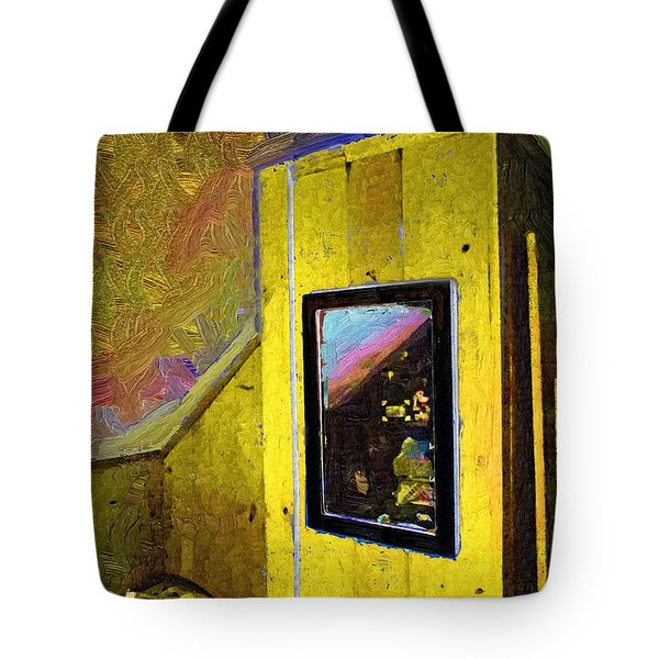 Home Again Tote Bag by RC deWinter
