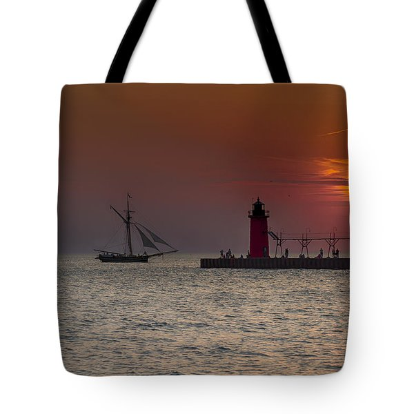 Home Bound Tote Bag