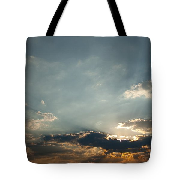 Home Bound  Tote Bag by Paul Job