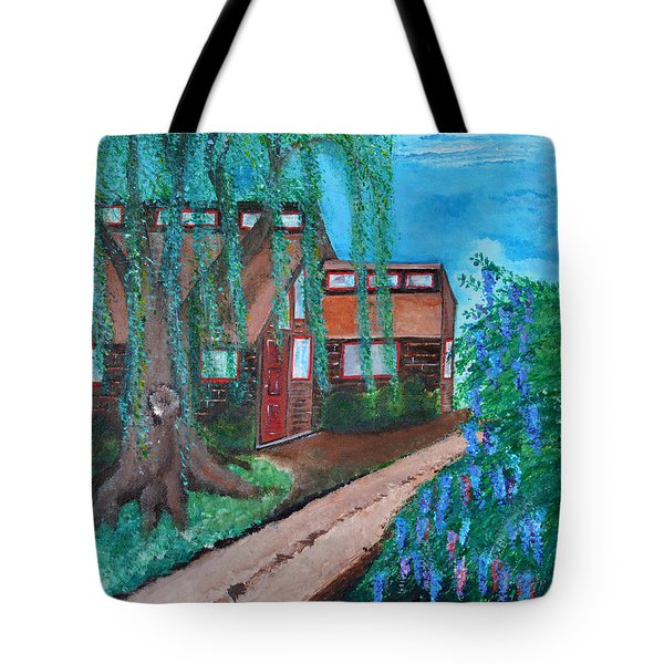 Home Tote Bag by Cassie Sears
