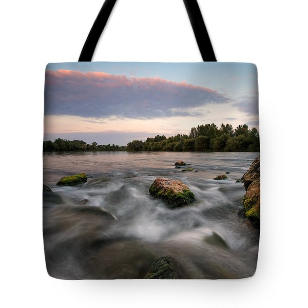 Home Tote Bag by Davorin Mance