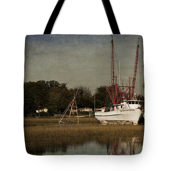 Home For The Day Tote Bag