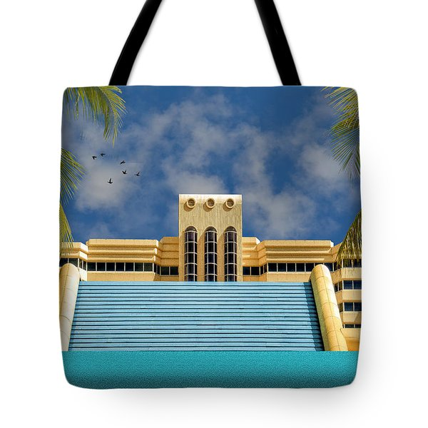 Home For The Winter Tote Bag