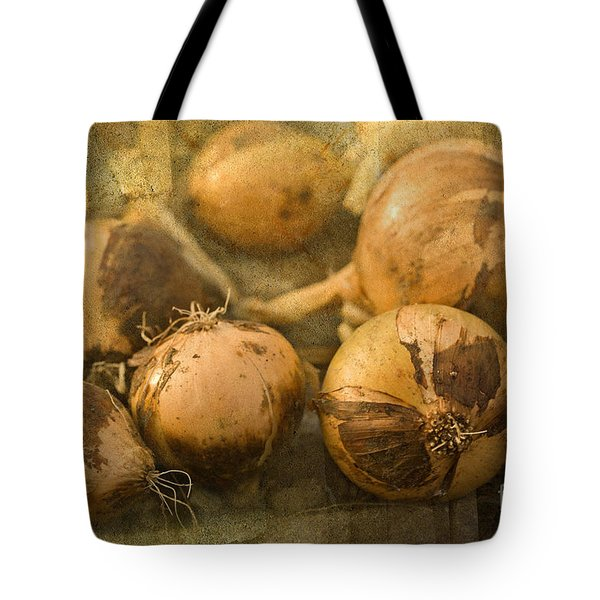 Tote Bag featuring the photograph Home Grown by Liz  Alderdice