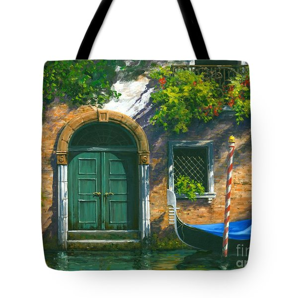 Home Is Where The Heart Is Tote Bag by Michael Swanson