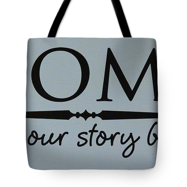 Tote Bag featuring the photograph Home by Jeannie Rhode