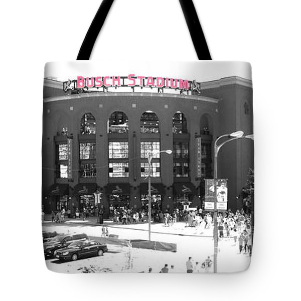 Home Of The Cardinals Tote Bag