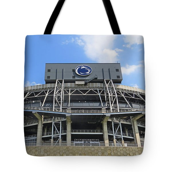 Home Of The Lions Tote Bag