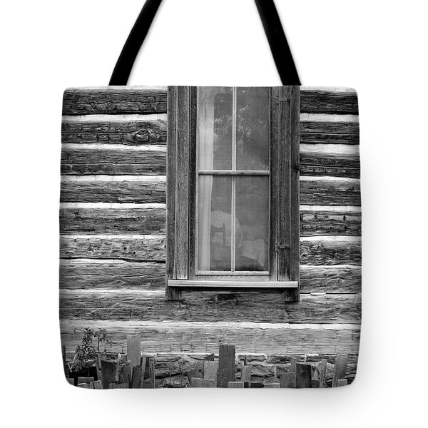 Home On The Range Tote Bag by Edward Fielding