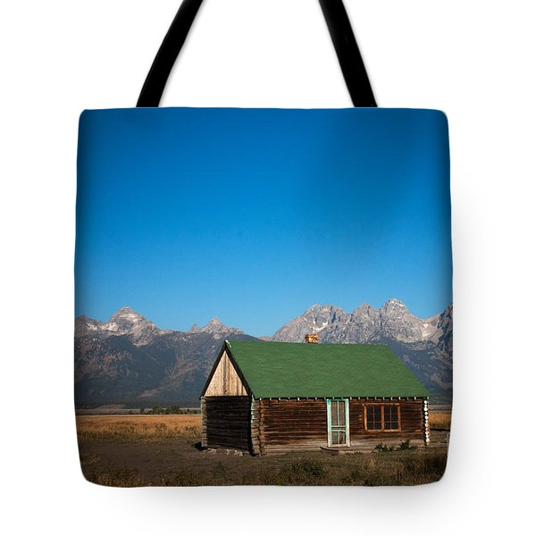 Home On The Range Tote Bag by Karen Lee Ensley