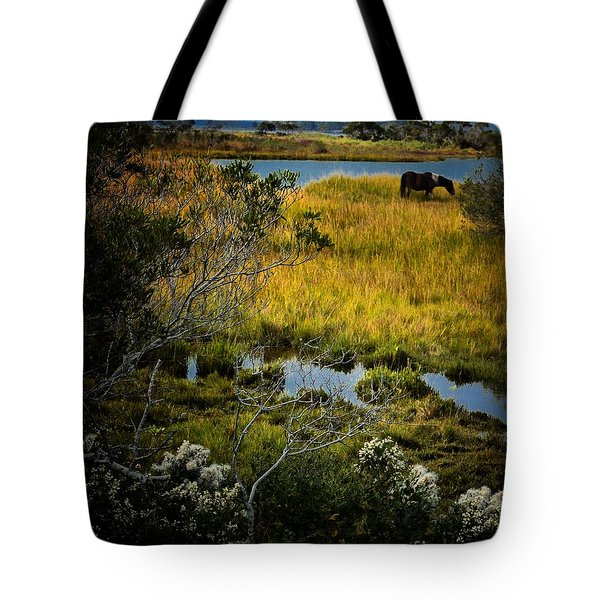 Home On The Range Tote Bag