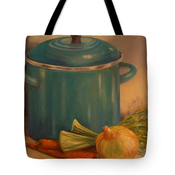 Tote Bag featuring the painting Home Page by Dorothy Allston Rogers