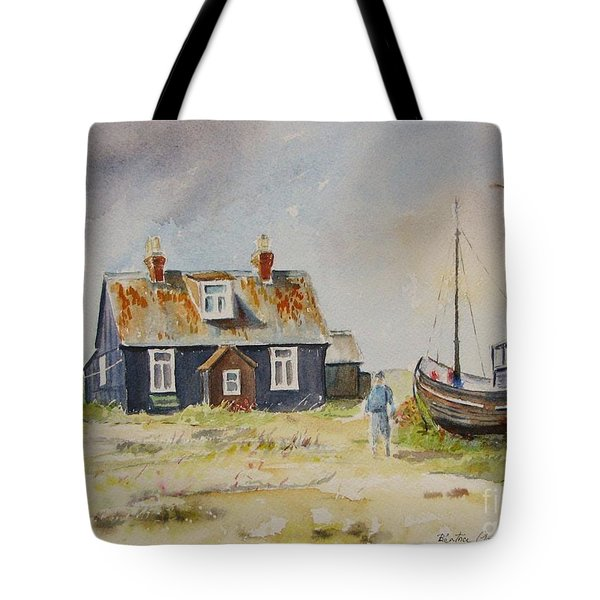 Home Sweet Home Dungeness Tote Bag
