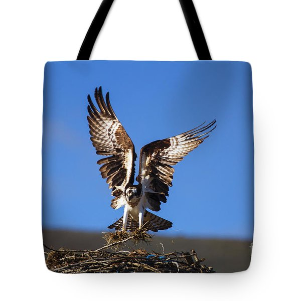 Homebuilder Tote Bag