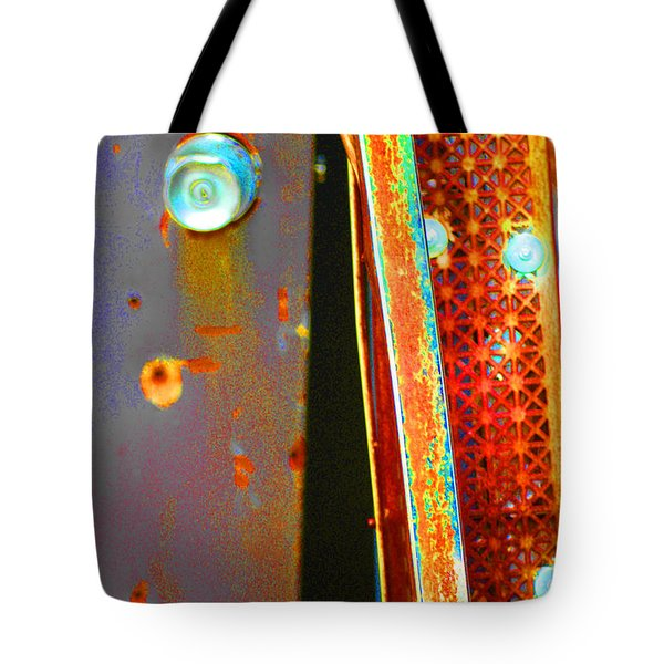 Tote Bag featuring the photograph Homeless by Christiane Hellner-OBrien