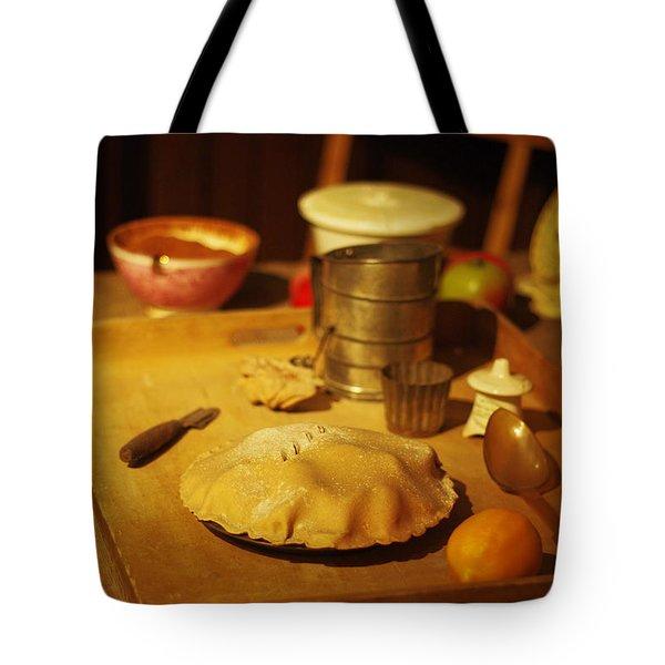Homemade Pie Tote Bag