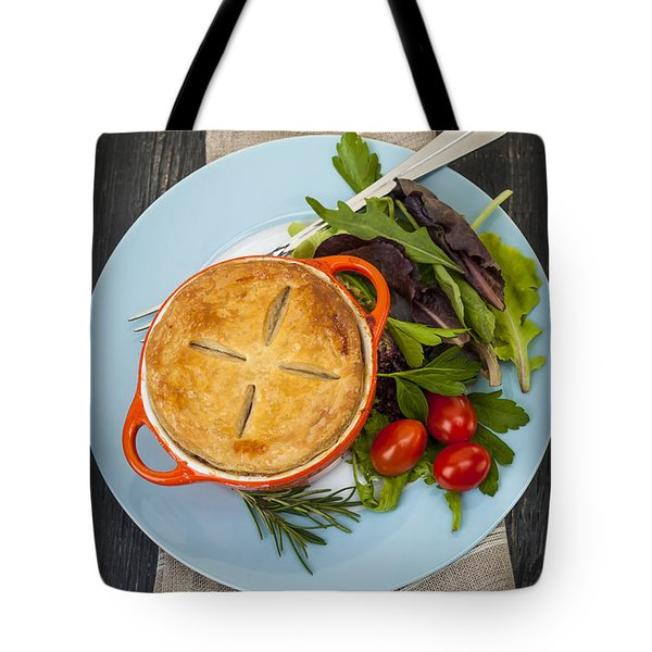 Homemade Potpie Tote Bag