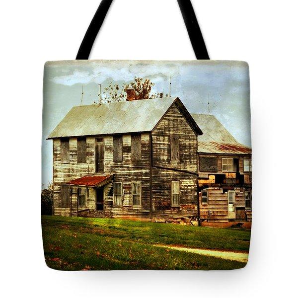Homestead Tote Bag by Marty Koch