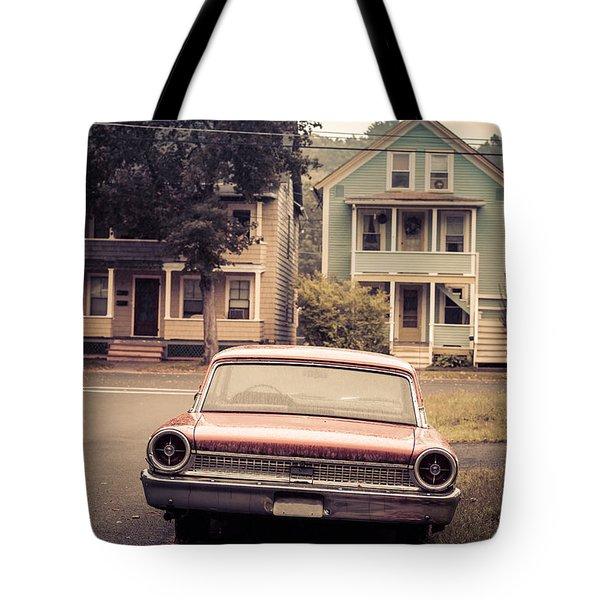 Hometown Usa Tote Bag