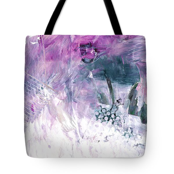 Hommage Tote Bag by Ron Richard Baviello