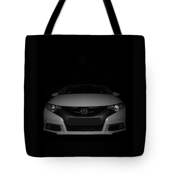 Honda Civic Tote Bag