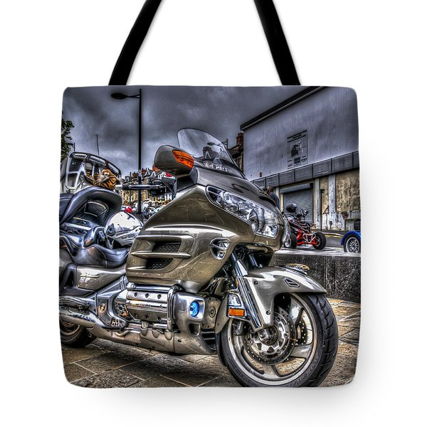 Honda Goldwing 2 Tote Bag
