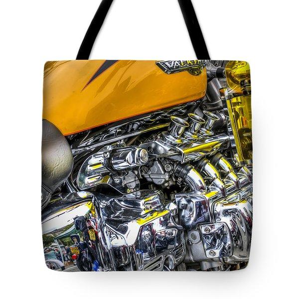 Honda Valkyrie 3 Tote Bag