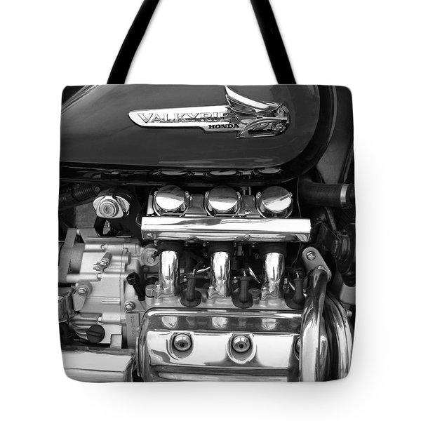 Honda Valkyrie Tote Bag
