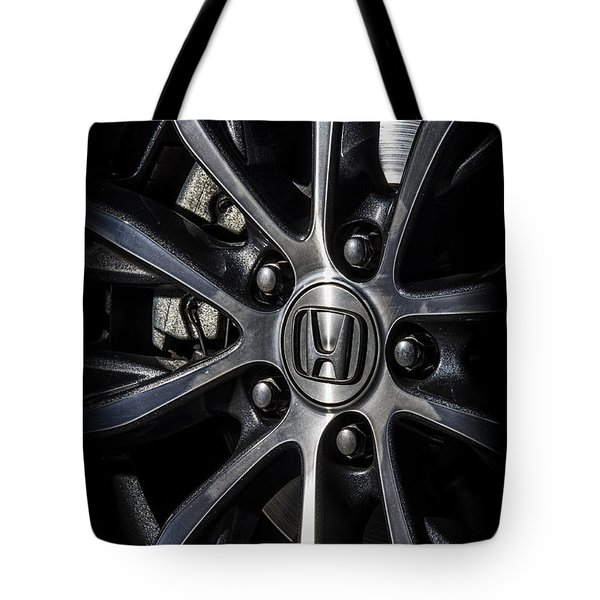 Honda Wheel Tote Bag