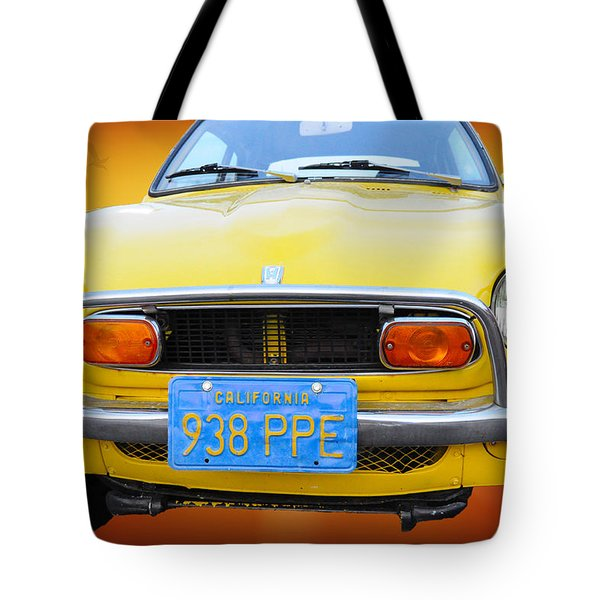 Honda Z600 Coupe I I Tote Bag