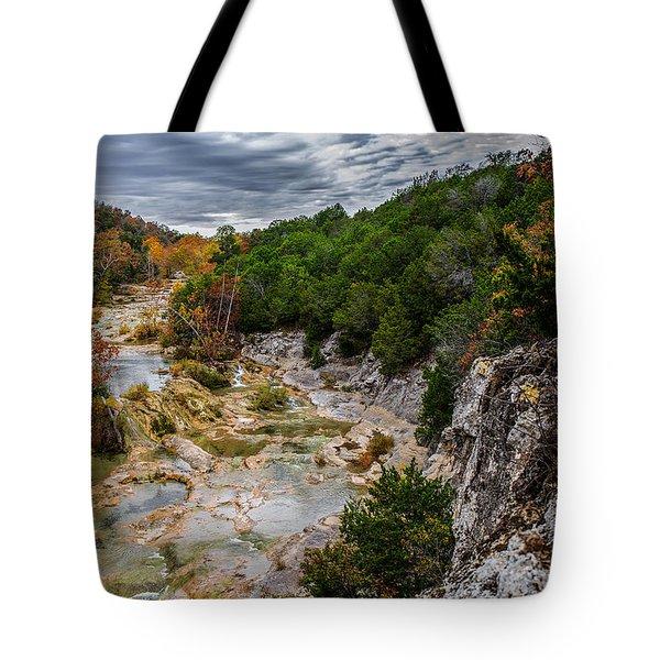 Honet Creek 2 Tote Bag