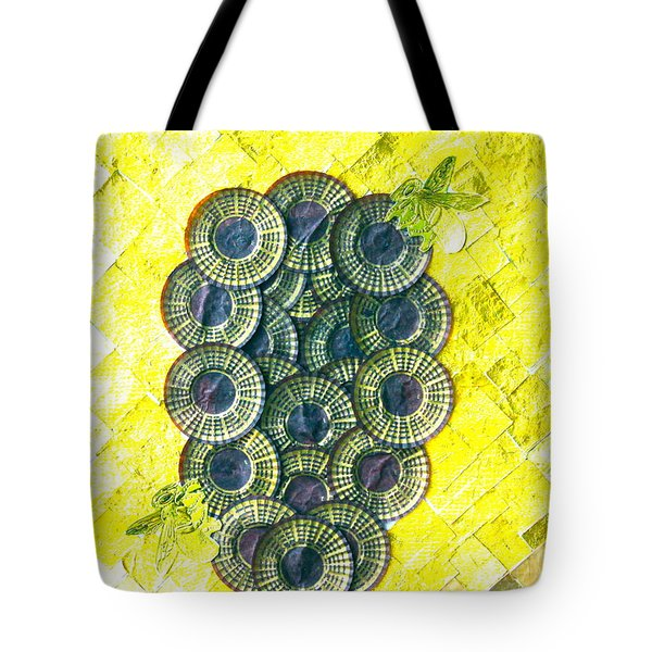 Honeybee 1 Tote Bag by Lorna Maza
