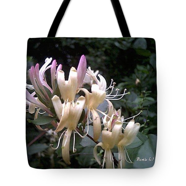 Honeysuckles Tote Bag
