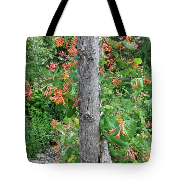 Honeysuckle's Friend Tote Bag