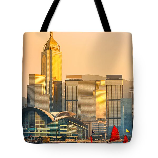 Hong Kong. Tote Bag